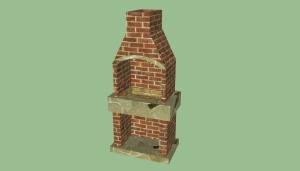Diy brick bbq plans