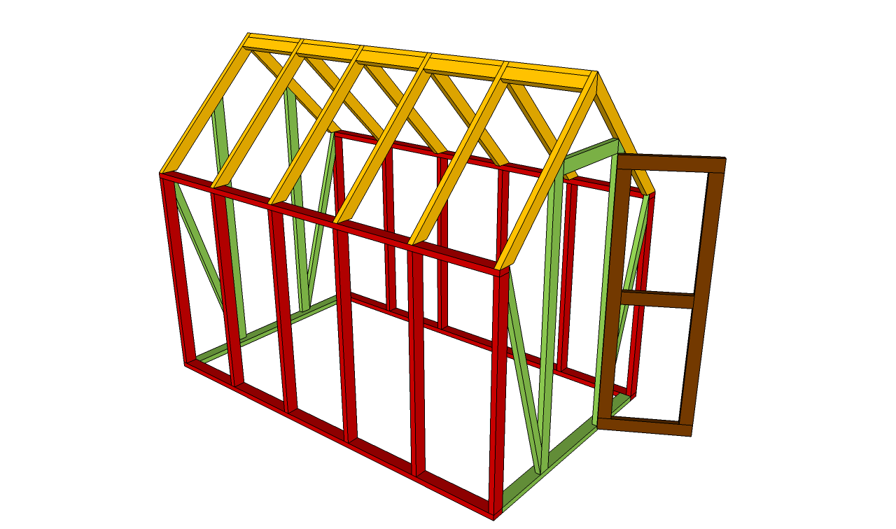 Greenhouse plans diy free plans coop shed playhouse for Free playhouse plans