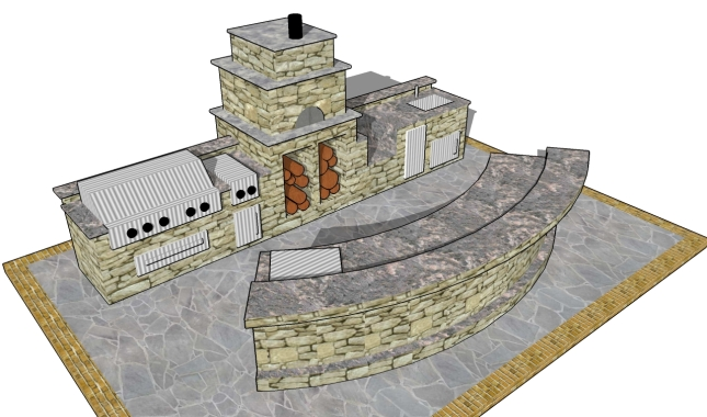 Diy wood oven plans free pdf download plans for wood for Outdoor kitchen plans pdf