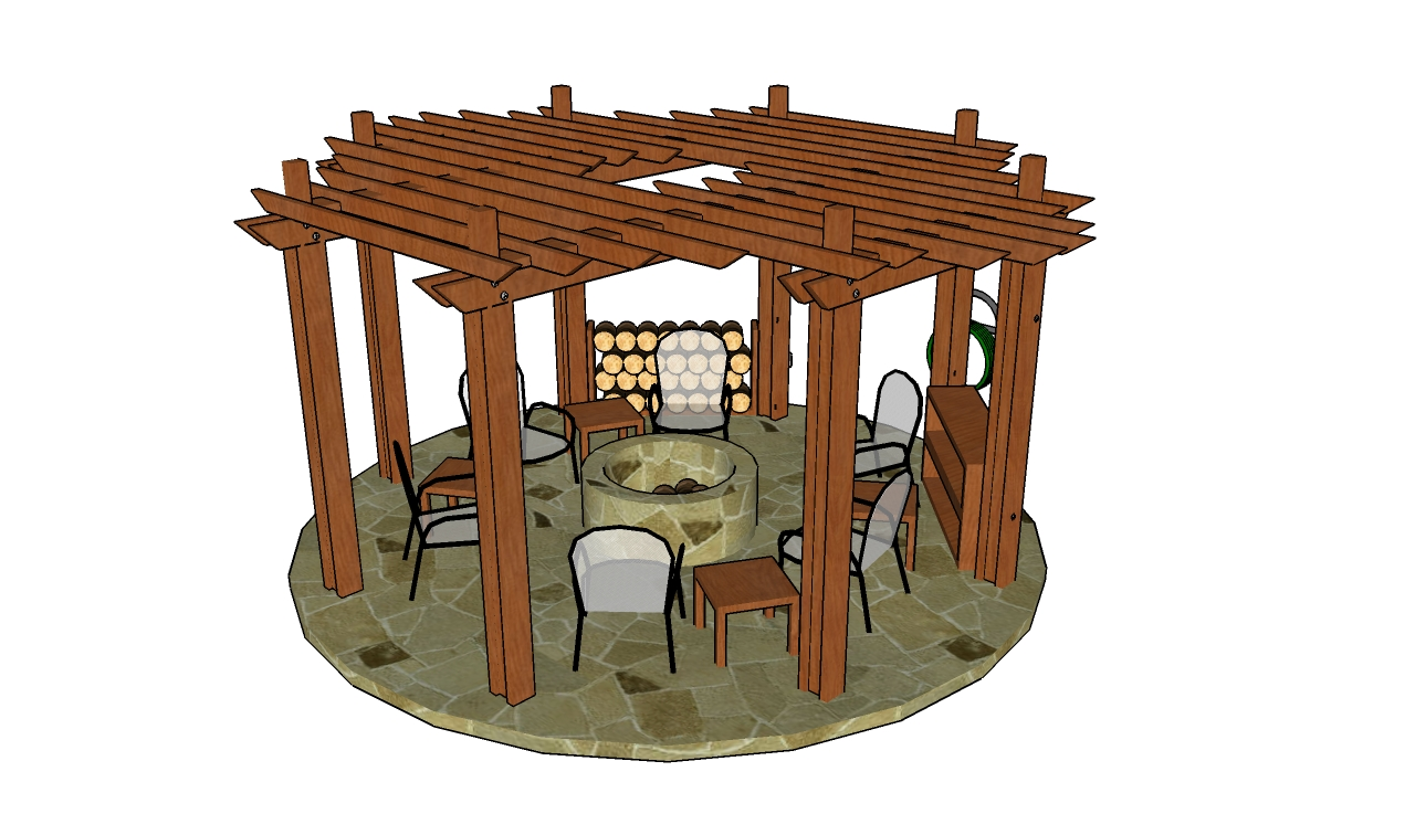 Free Picnic Shelter Building Plans